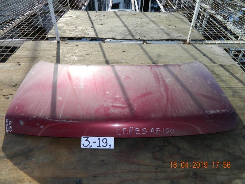 Крышка багажника Toyota Corolla Ceres (б/у)