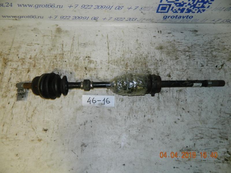 Привод Nissan Rnessa N30 SR20 передний правый (б/у)