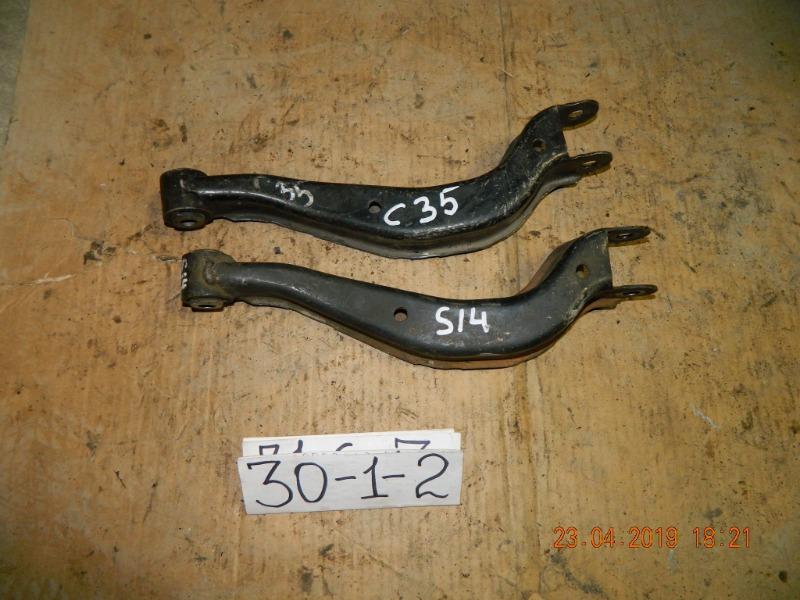 Рычаг подвески Nissan Laurel C34 задний (б/у)