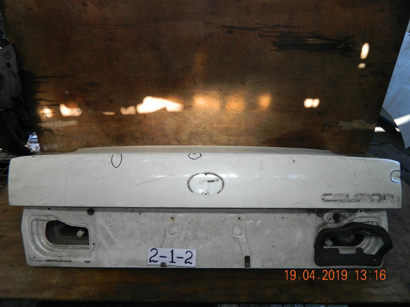 Крышка багажника Toyota Celsior UCF21 (б/у)