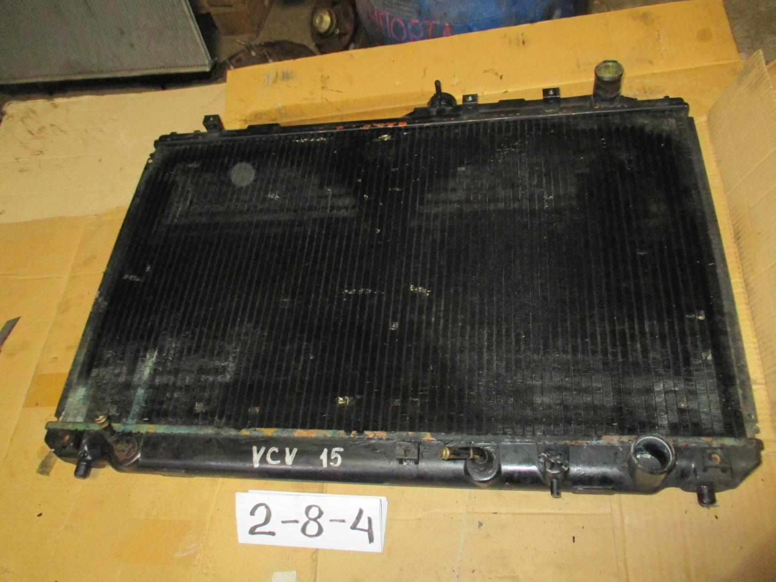 Радиатор двс Toyota Windom MCV10 (б/у)