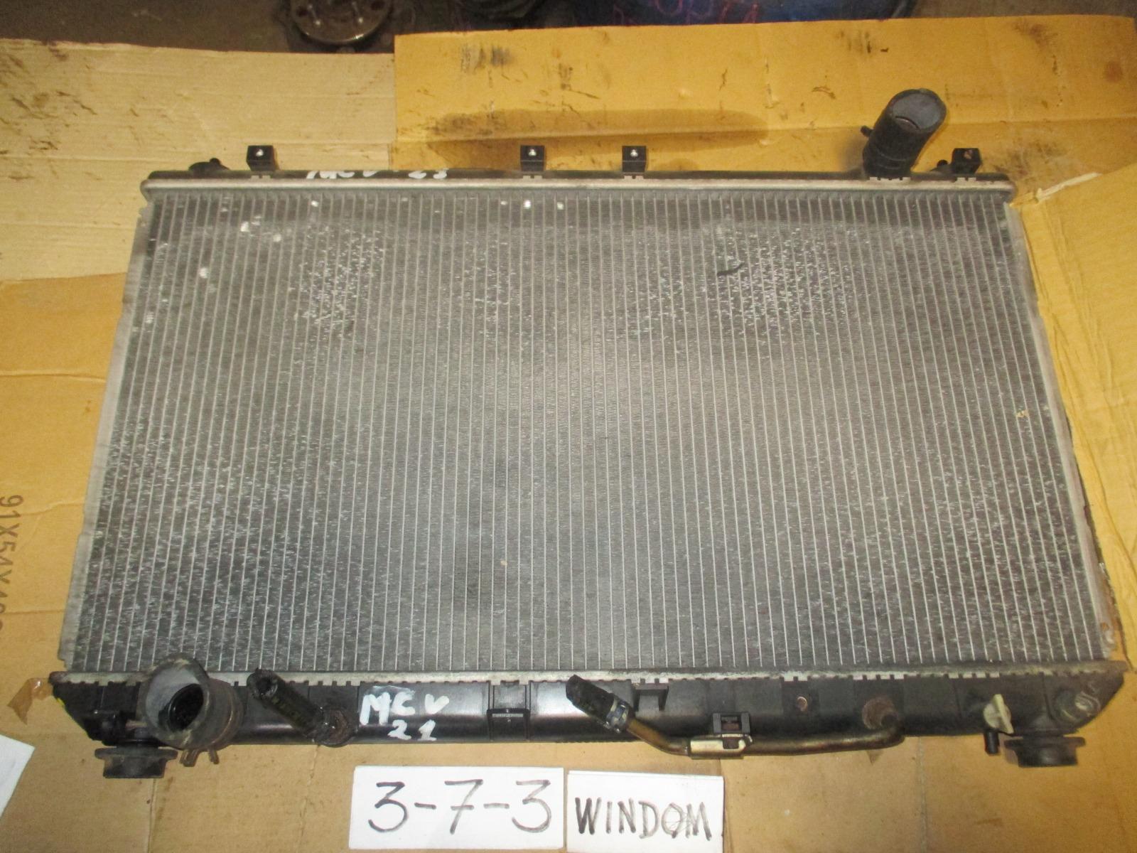 Радиатор двс Toyota Windom MCV20 (б/у)