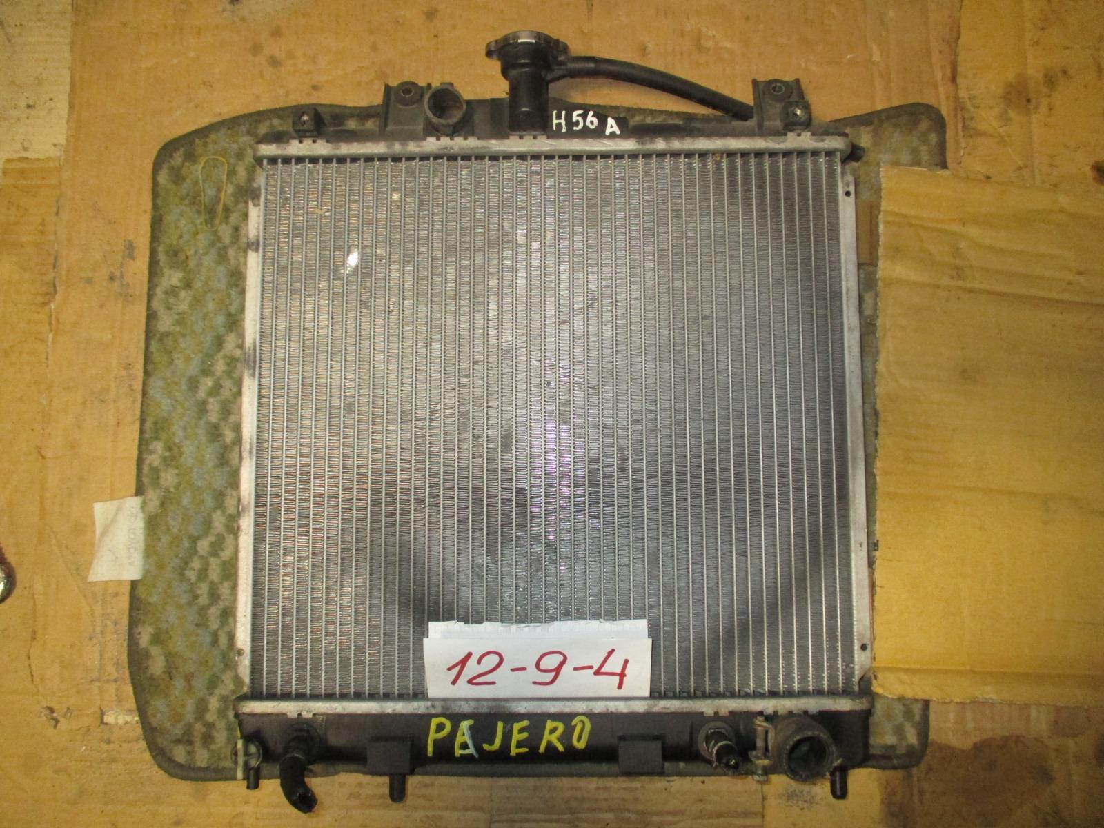 Радиатор двс Mitsubishi Pajero Mini H56 (б/у)