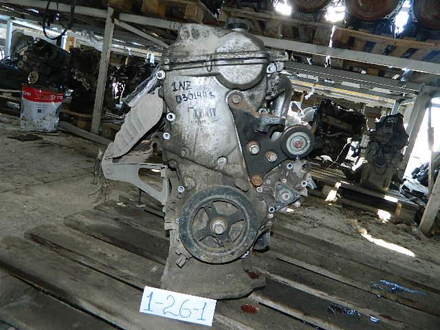 Двигатель Toyota Prius NHW20 1NZFXE (б/у)