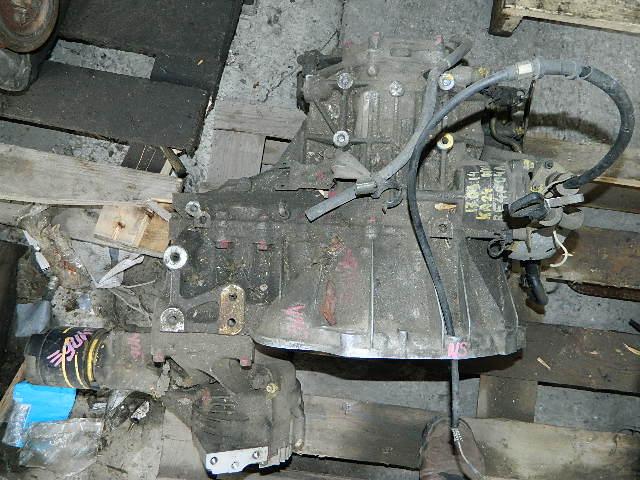 Мкпп Nissan Presage U30 KA24 (б/у)