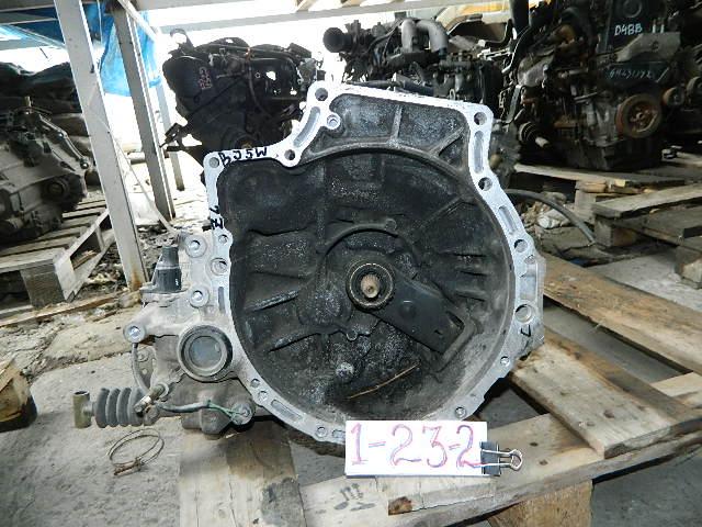 Мкпп Mazda Familia BJ5W ZL (б/у)