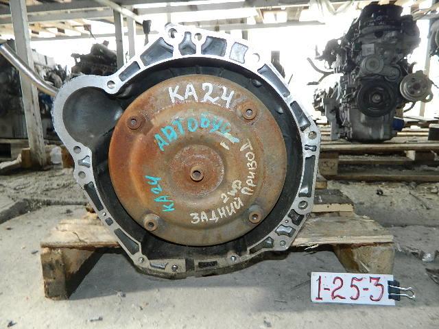 Акпп Nissan Largo KA24DE (б/у)