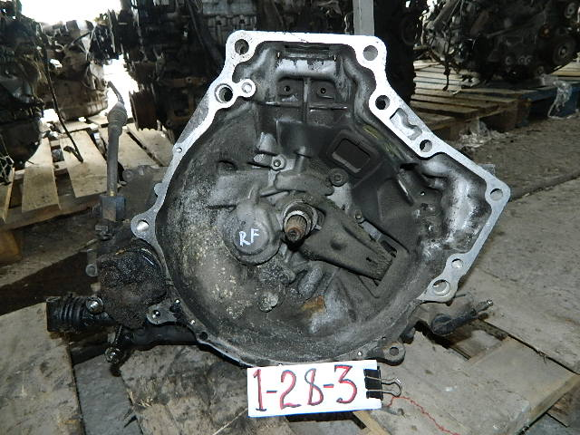 Мкпп Mazda RF (б/у)