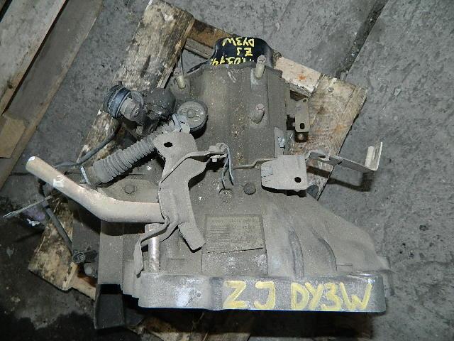Мкпп Mazda Demio DY3W (б/у)