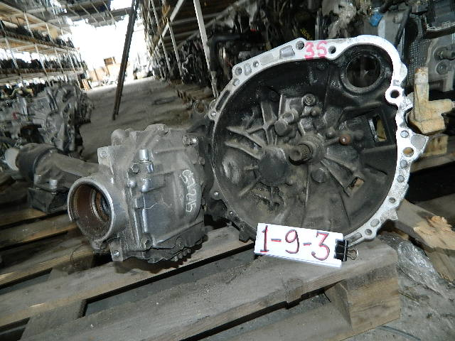 Мкпп Toyota Caldina ST215 3S (б/у)