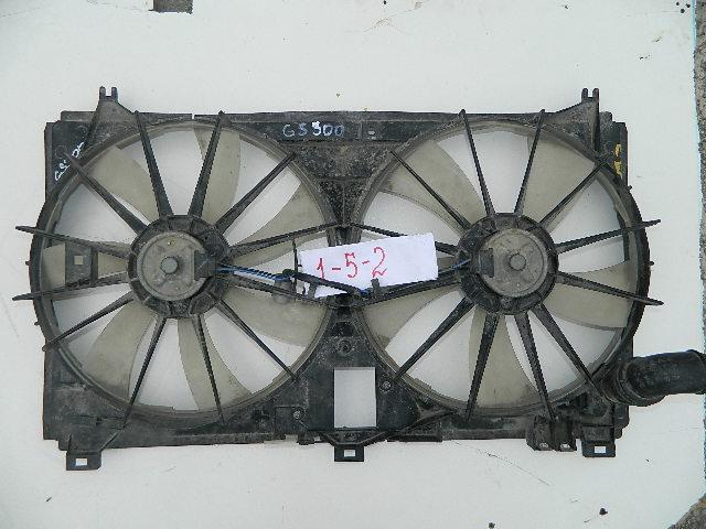 Диффузор радиатора Lexus Gx300 (б/у)