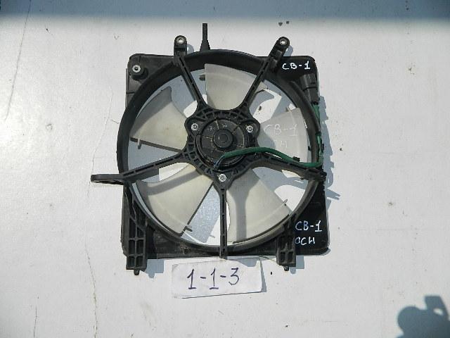 Диффузор радиатора Honda Mobilio GB1 (б/у)