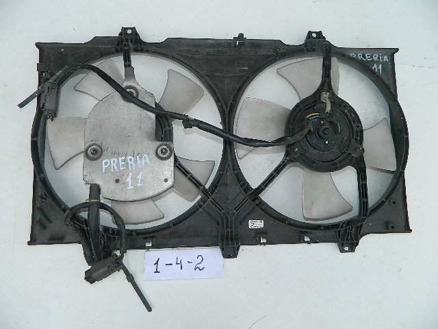 Диффузор радиатора Nissan Prairie (б/у)