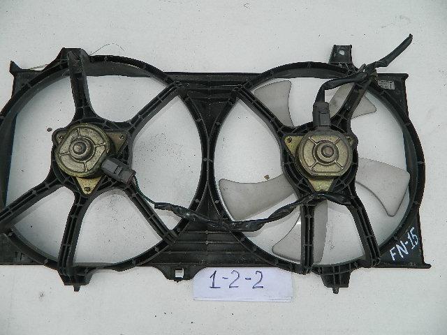Диффузор радиатора Nissan Sunny B14 (б/у)
