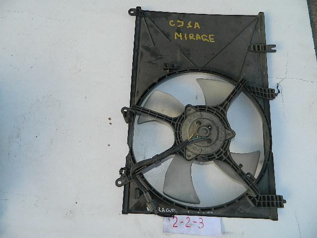 Диффузор радиатора Mitsubishi Mirage CJ2A (б/у)