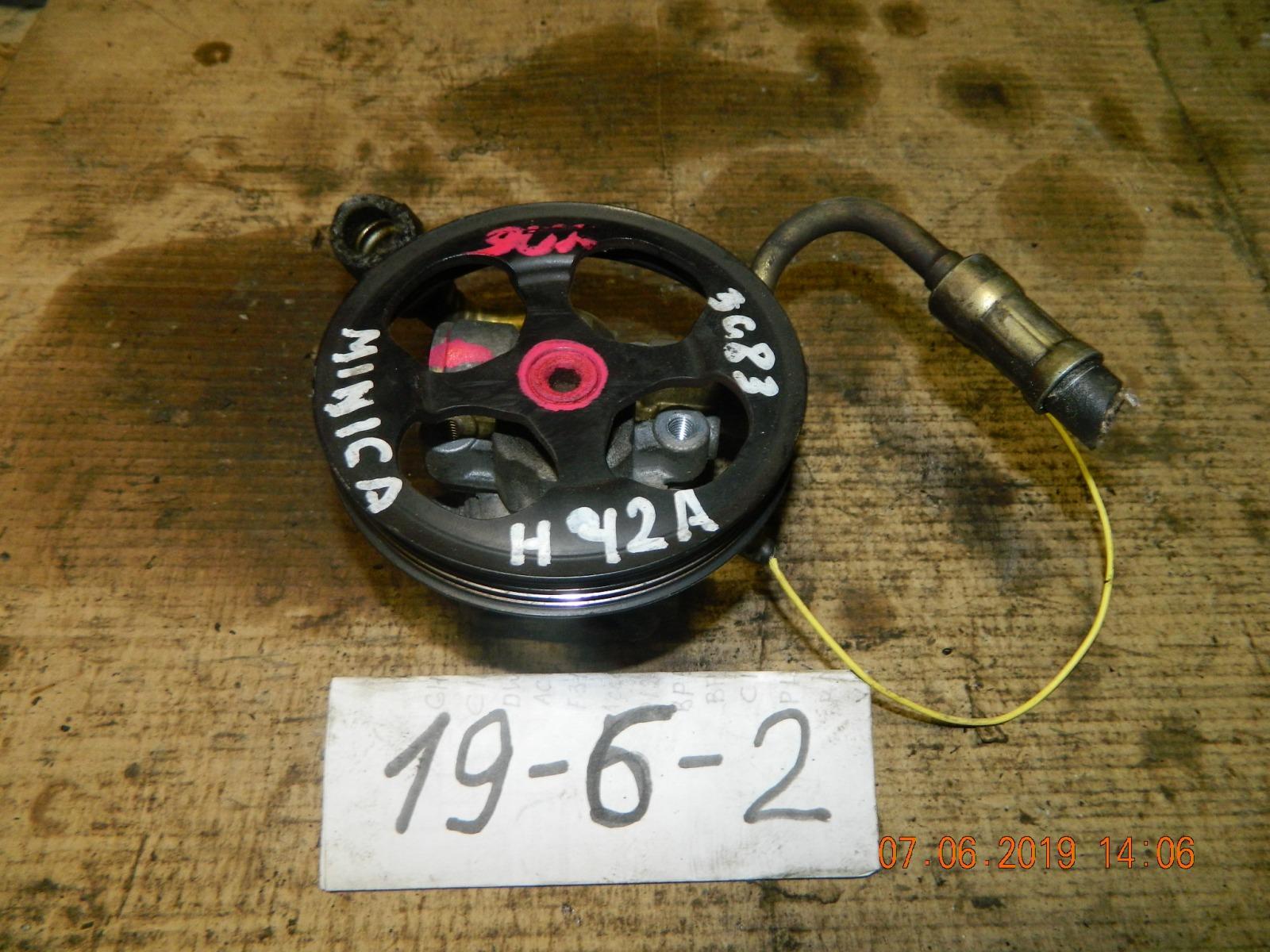 Гидроусилитель Mitsubishi Minica H42A 3G83 (б/у)