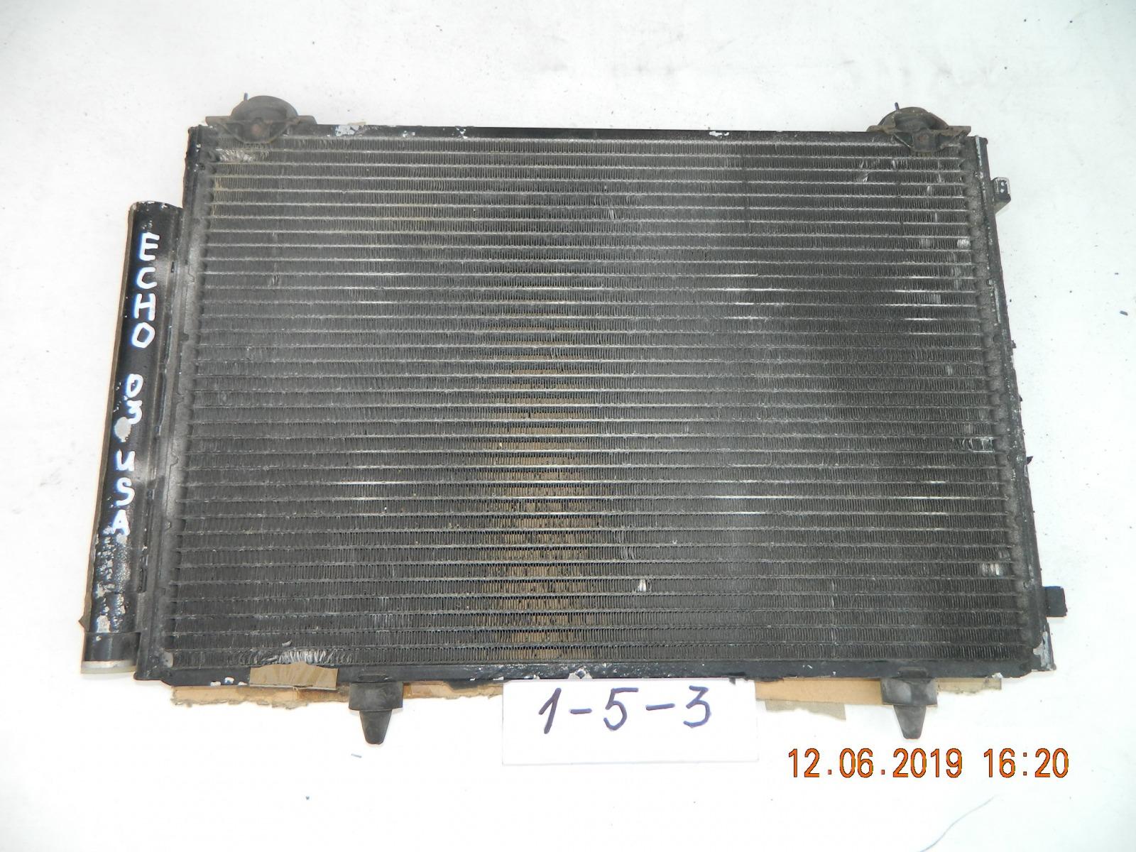 Радиатор кондиционера Toyota Echo NCP10 2NZFE (б/у)