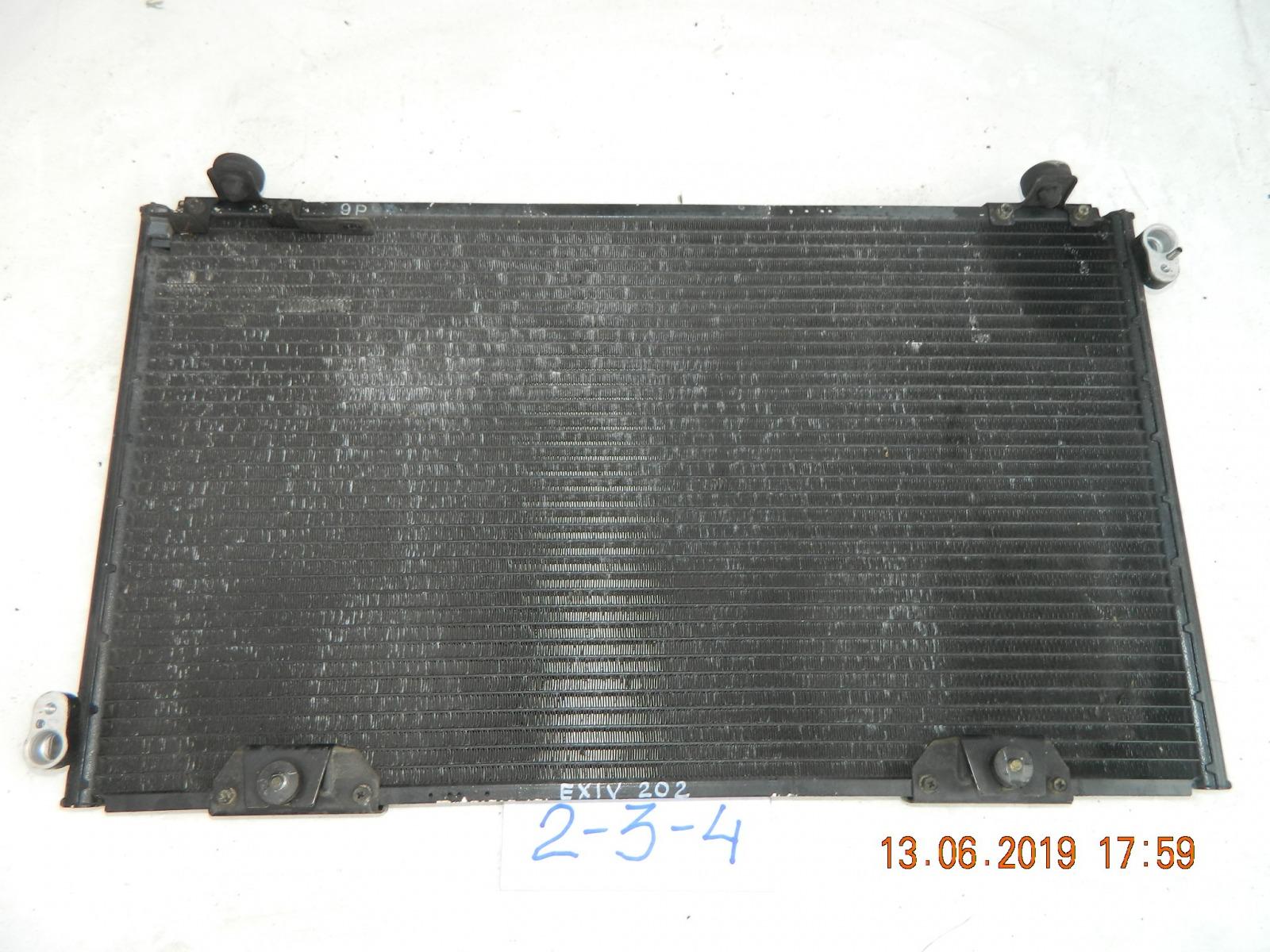 Радиатор кондиционера Toyota Corona Exiv ST202 (б/у)