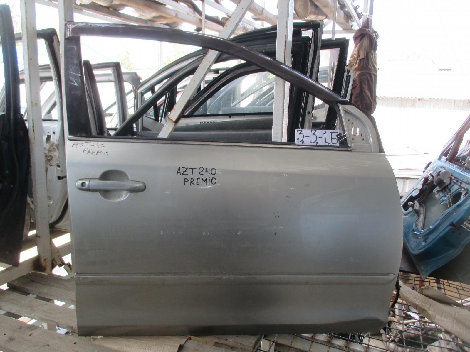 Дверь Toyota Corona Premio ZZT240 передняя правая (б/у)