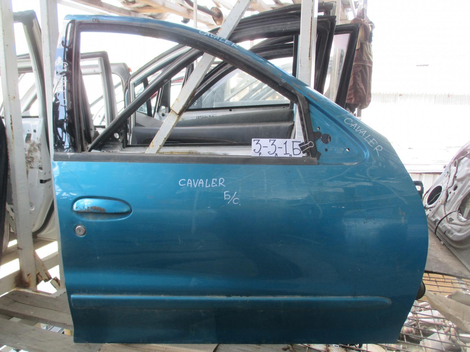 Дверь Toyota Cavalier T2 передняя правая (б/у)