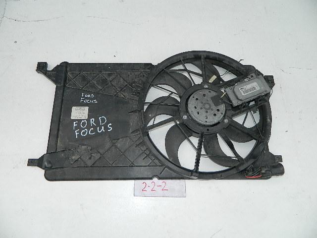 Диффузор радиатора Ford Focus (б/у)