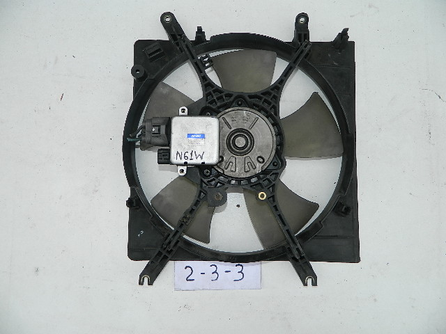 Диффузор радиатора Mitsubishi Chariot N63W (б/у)