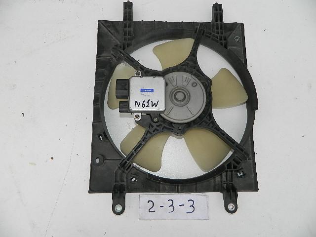 Диффузор радиатора Mitsubishi Chariot N61W (б/у)