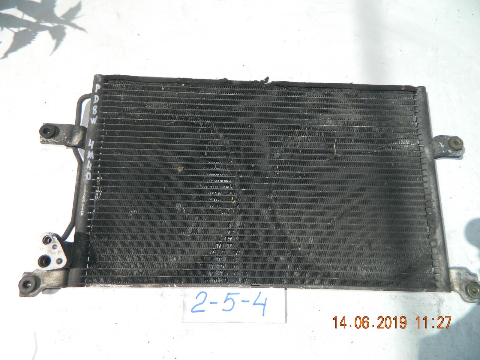 Радиатор кондиционера Mitsubishi Delica PD8W (б/у)