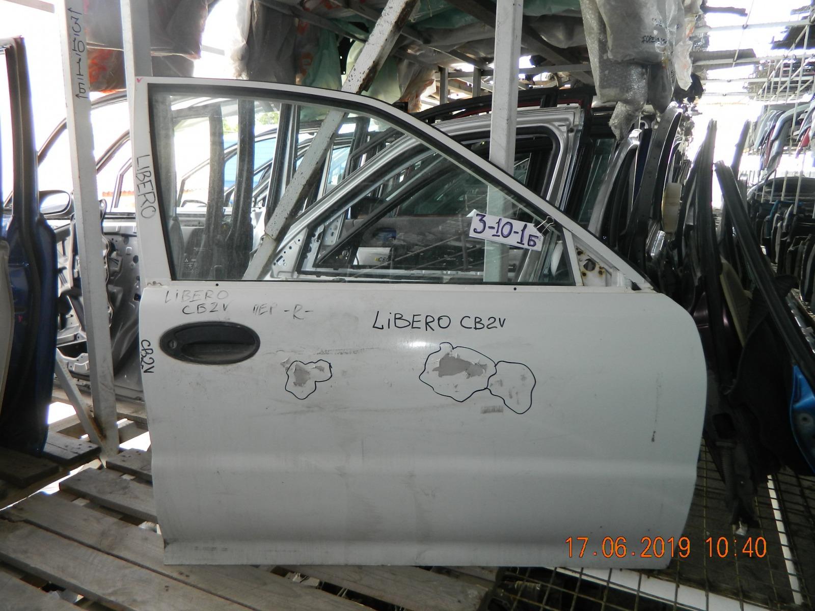 Дверь Mitsubishi Libero CB2A (б/у)