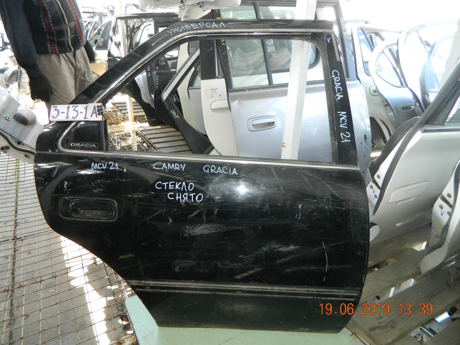 Дверь Toyota Camry Gracia MCV21 задняя правая (б/у)