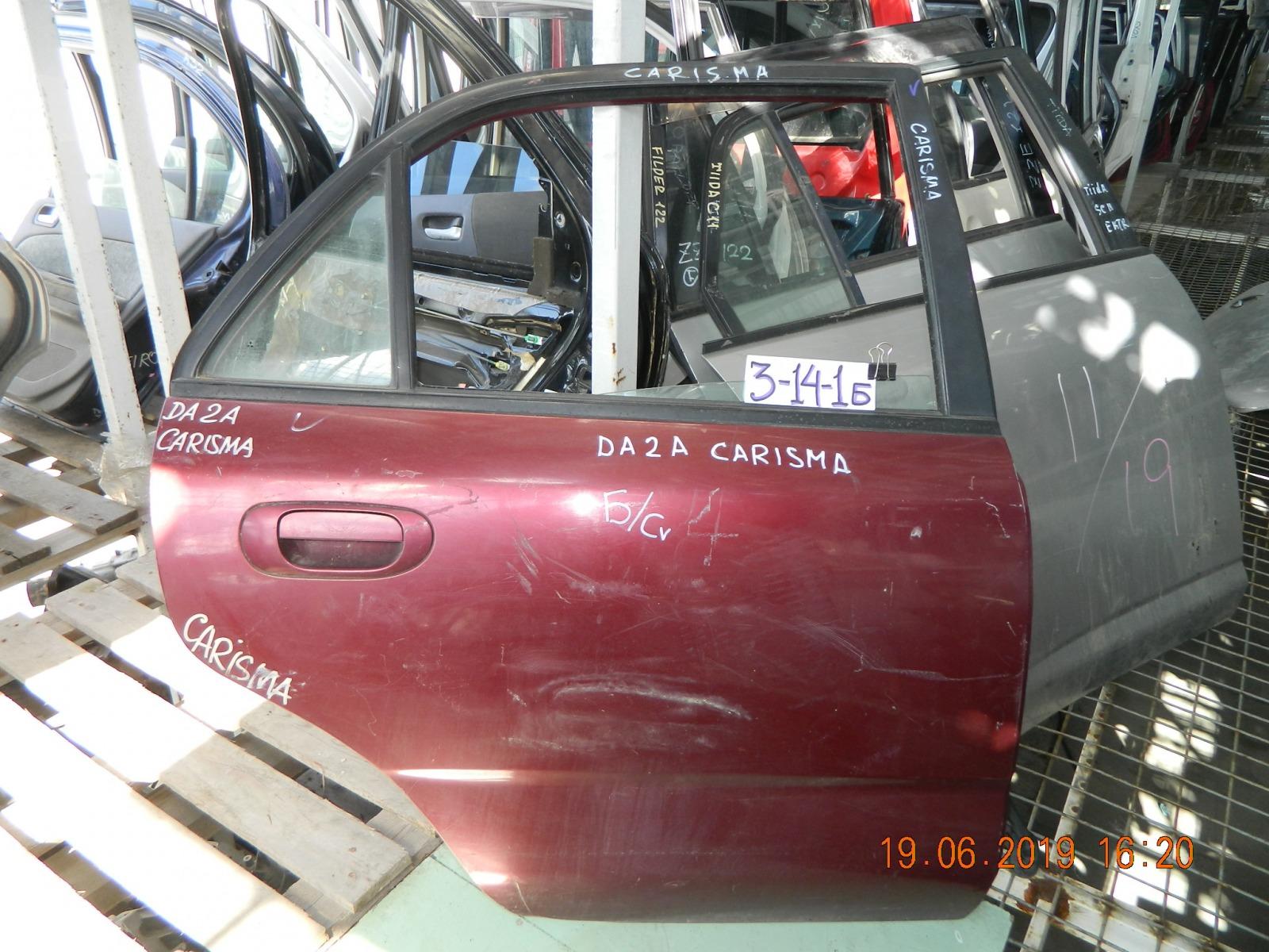 Дверь Mitsubishi Carisma DA2A задняя правая (б/у)