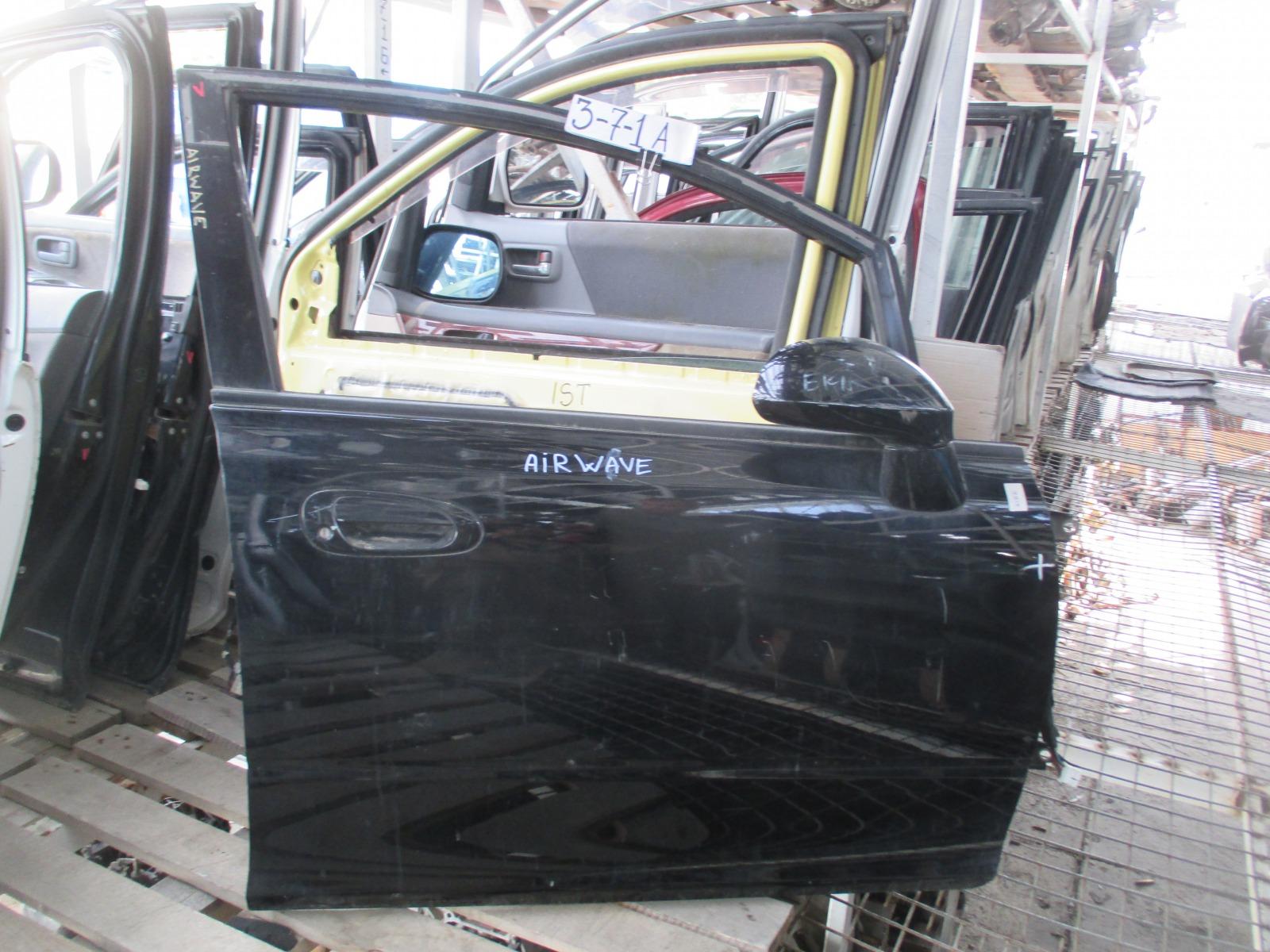 Зеркало Honda Airwave GJ2 переднее правое (б/у)
