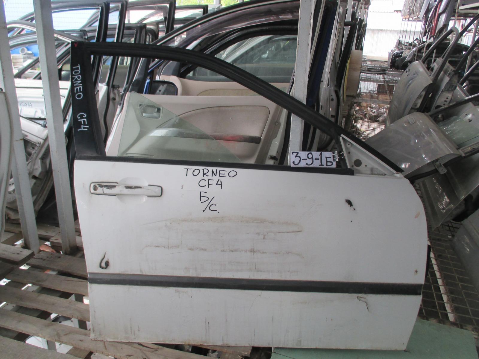 Дверь Honda Torneo CF4 передняя правая (б/у)