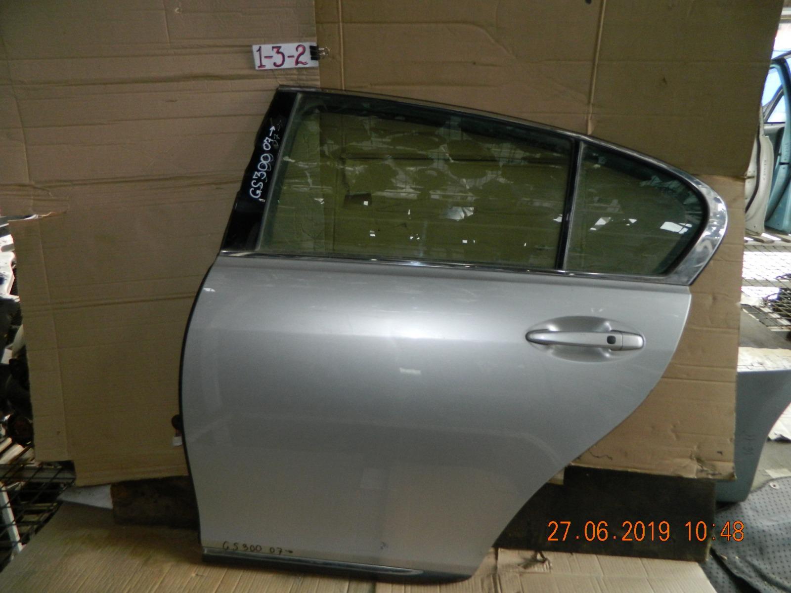 Дверь Lexus Gs300 задняя левая (б/у)