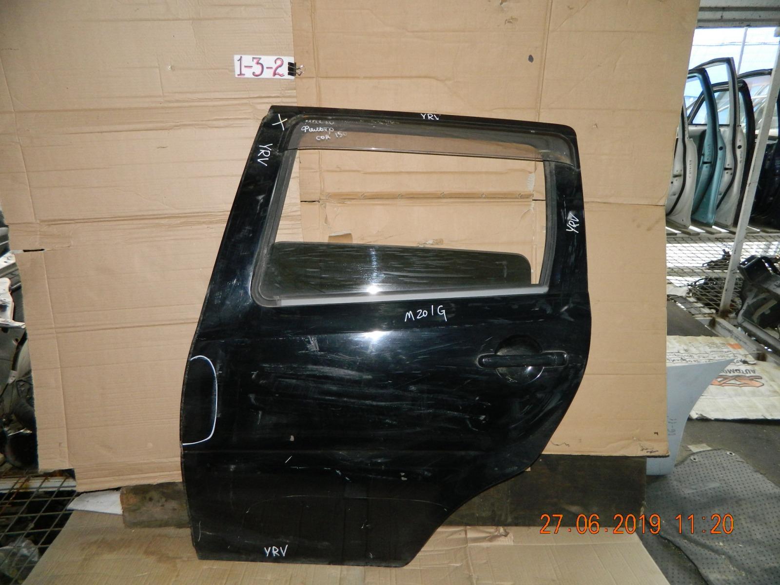 Дверь Daihatsu Yrv задняя левая (б/у)