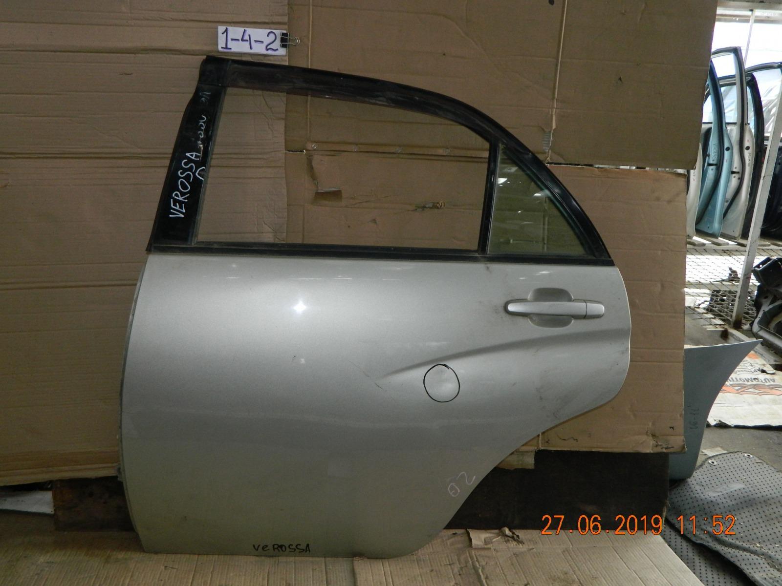 Дверь Toyota Verossa GX110 задняя левая (б/у)
