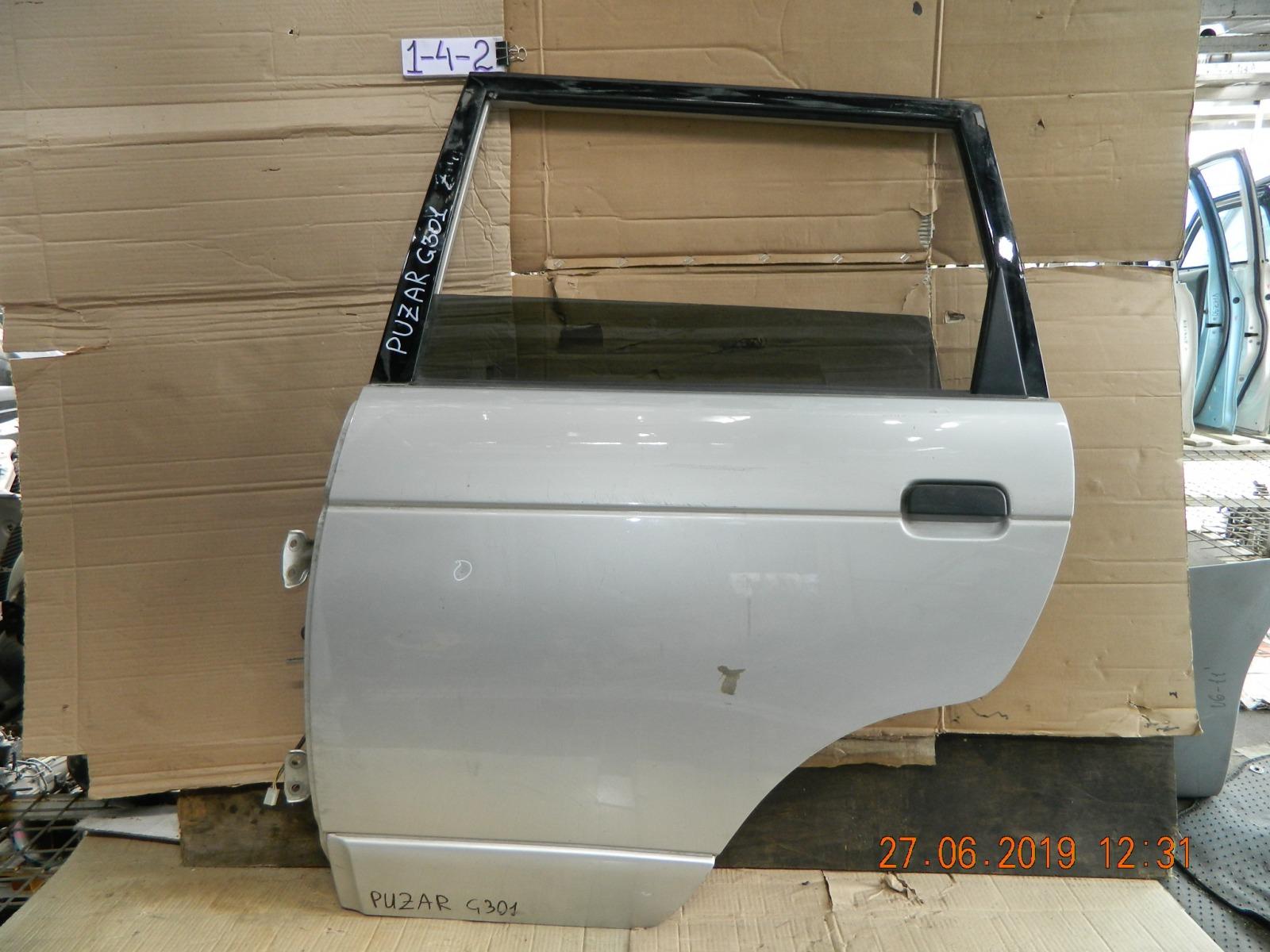 Дверь Daihatsu Pyzar G301G задняя левая (б/у)