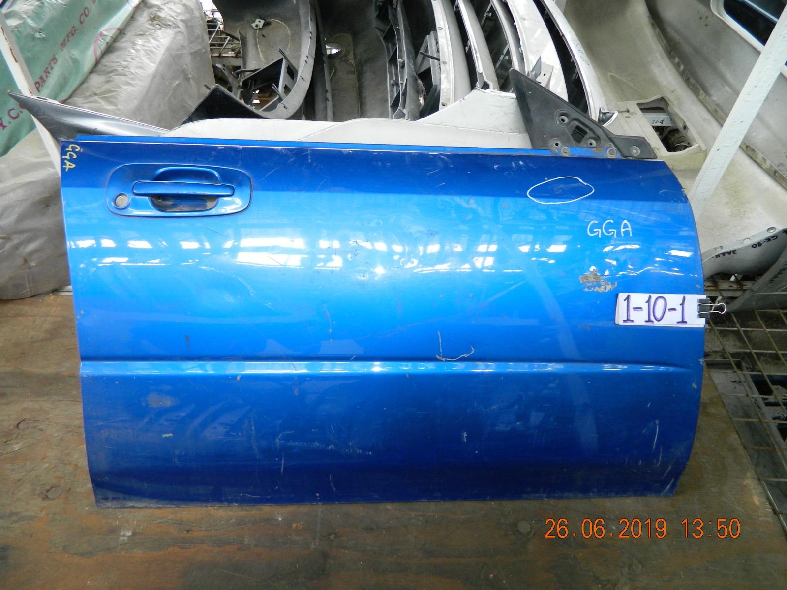 Ручка двери Subaru Impreza GG2 передняя правая (б/у)