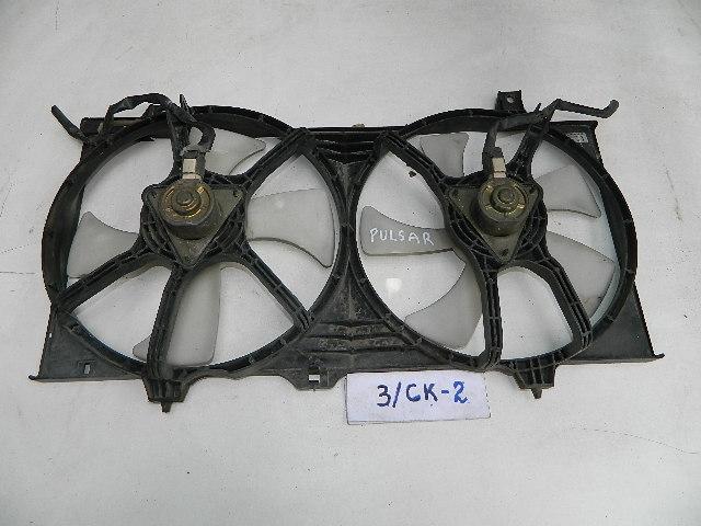 Диффузор радиатора Nissan Pulsar N15 (б/у)