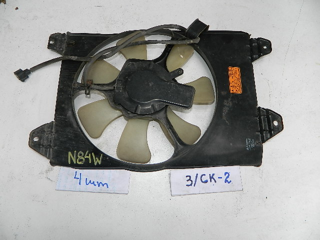 Диффузор радиатора Mitsubishi Chariot N84A (б/у)