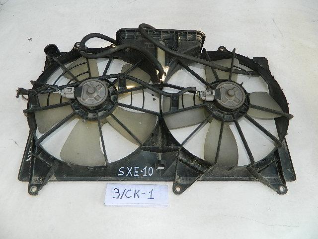 Диффузор радиатора Toyota Altezza GXE10 (б/у)