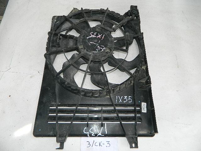 Диффузор радиатора Infiniti Fx35 (б/у)