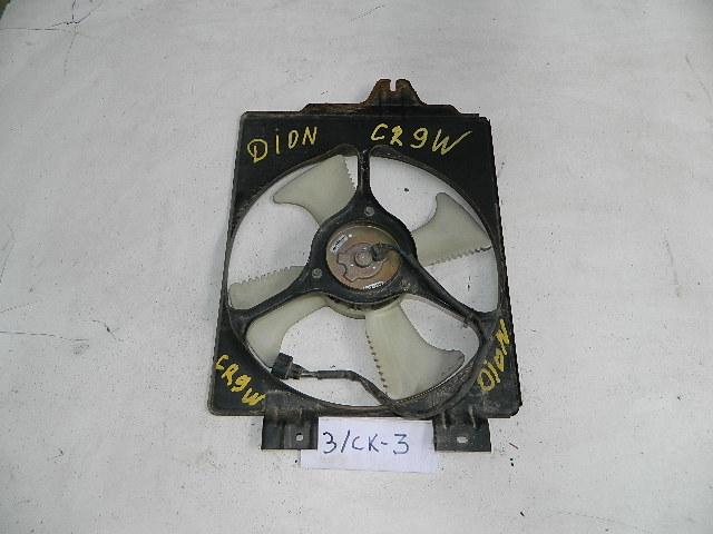 Диффузор радиатора Mitsubishi Dion (б/у)