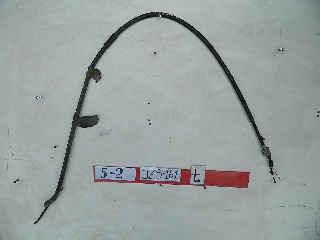 Трос ручника Toyota Aristo JZC160 левый (б/у)