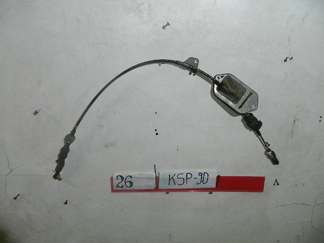Тросик автомата Toyota Vitz KCP90 (б/у)