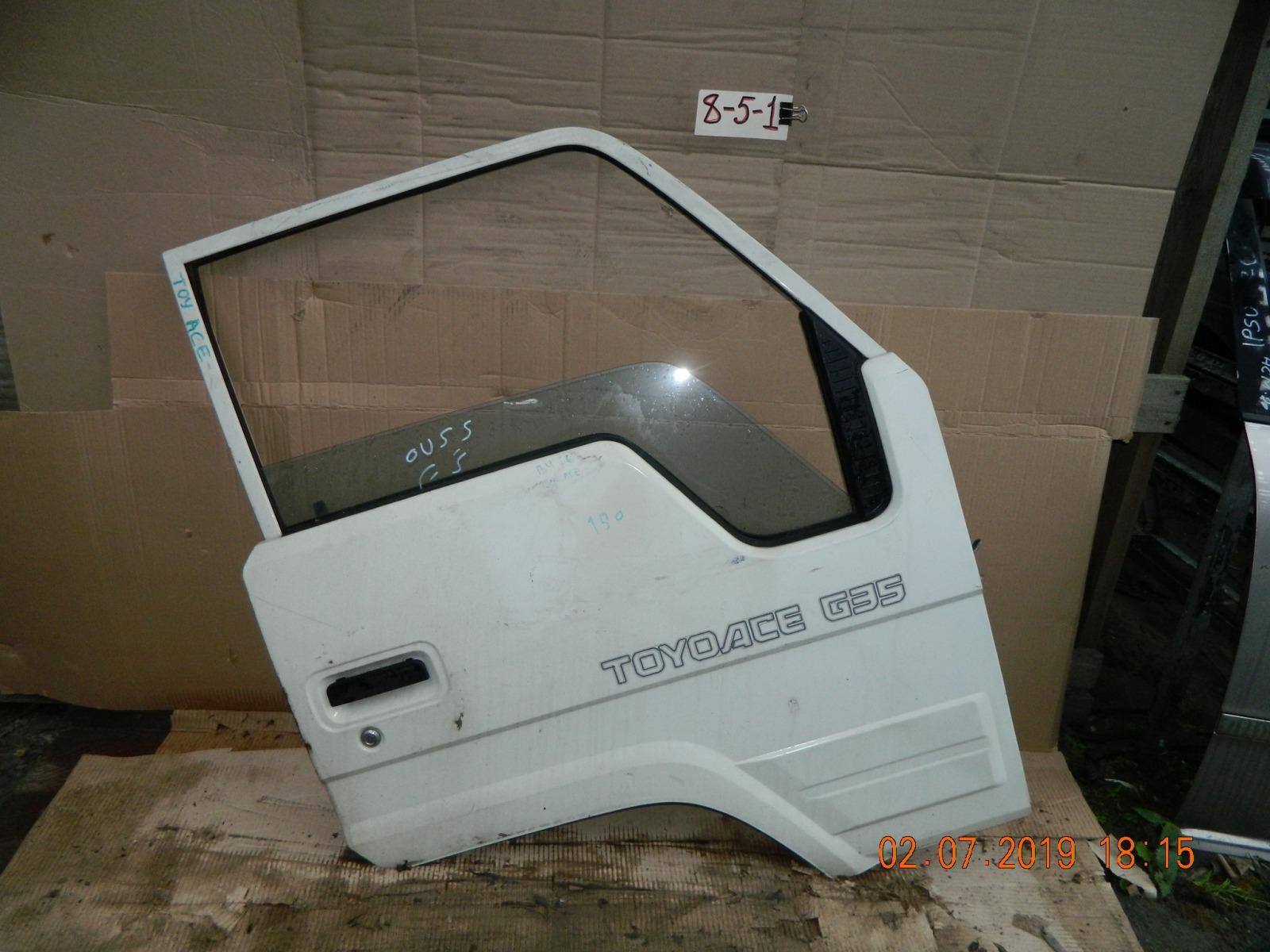 Дверь Toyota Town Ace CR30 передняя правая (б/у)
