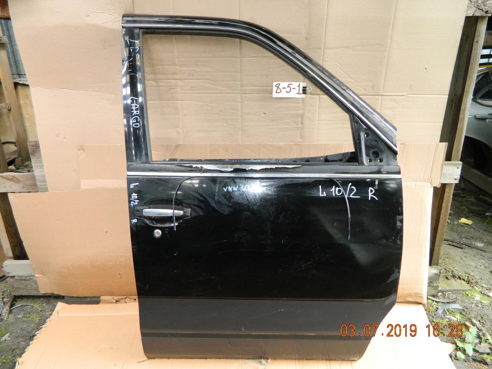 Дверь Nissan Largo NW30 передняя правая (б/у)