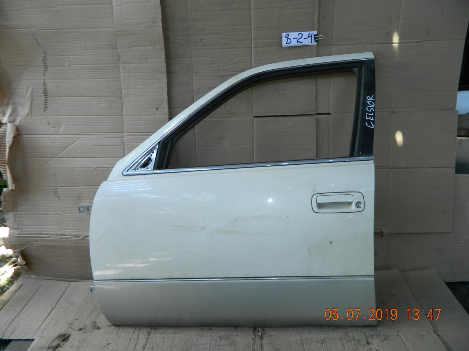 Дверь Toyota Celsior UCF20 передняя левая (б/у)