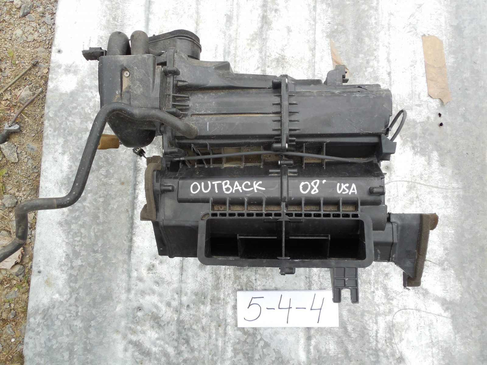 Корпус печки Subaru Outback BP (б/у)