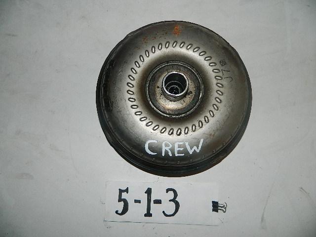 Гидромуфта акпп Mazda Premacy CREW LF (б/у)